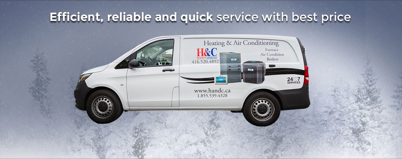Air Conditioner Repair Service in Toronto